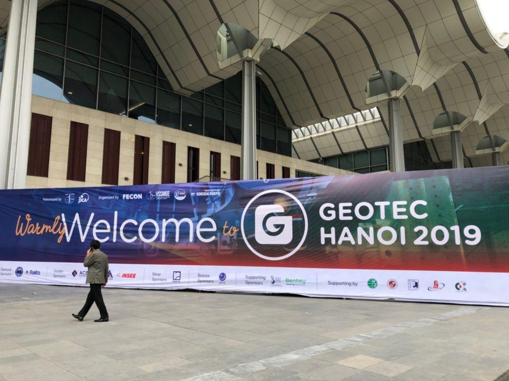 GEOTEC HANOI 2019