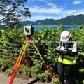 法面工事測量_3D