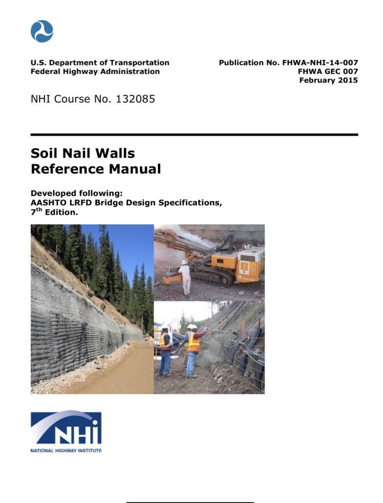 SoilNailing_USA