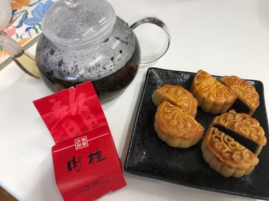 中国お菓子_月餅